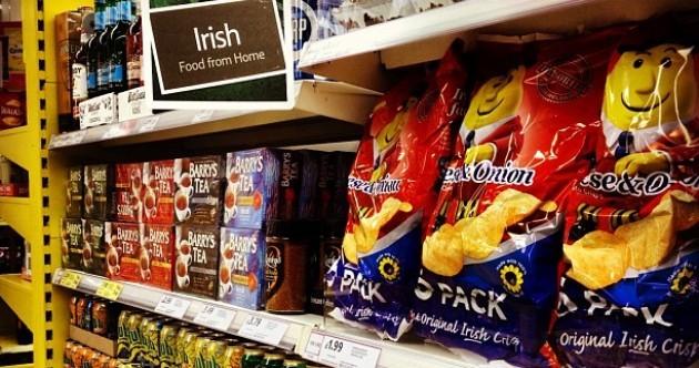 'Heartbreaking Irish Stuff Abroad' Pic of the Day