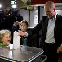 Voters head to the polls in the Netherlands
