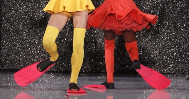 In photos: 11 most bizarre outfits of New York Fashion Week