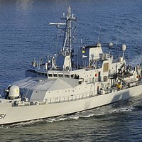 French fishing boat detained by naval service