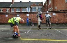 Bones found at English car park may belong to medieval king