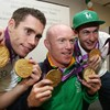 Adjusted for population, Ireland came fourth in the Paralympics