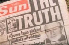Hillsborough: MacKenzie apologises for Sun's 'The Truth' headline