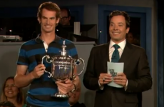 VIDEO: The Roots freestyle a song about Andy Murray's US Open win -- to Andy Murray