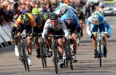 Tour of Britain: Cavendish takes control as Bennett slips away