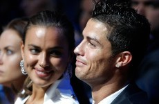 Ronaldo says he's focused on winning, not contract