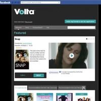 Stream movies via Facebook with new Volta app