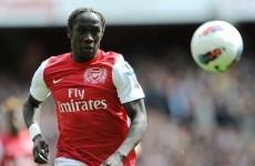 Arsene Wenger warns Sagna not to criticise Arsenal... again