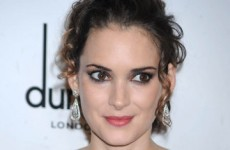 """Mel Gibson called me an """"oven dodger"""", says Winona Ryder"""