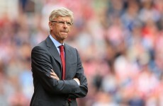 Contract talks not a priority for Arsene Wenger