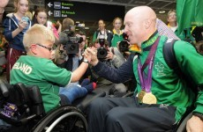 Congrats! Ireland's Paralympians to be honoured at Farmleigh