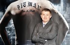 The Hitman returns: Hatton announces comeback fight