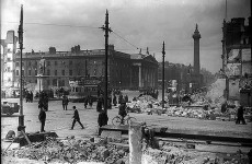 Scars of the Easter Rising you can still see on Dublin streets