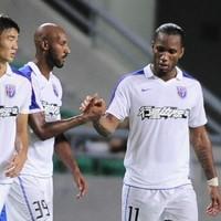 Drogba, Anelka back in Shanghai, says club