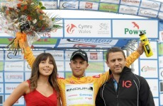 Tour of Britain: Tiernan-Locke takes overall lead.