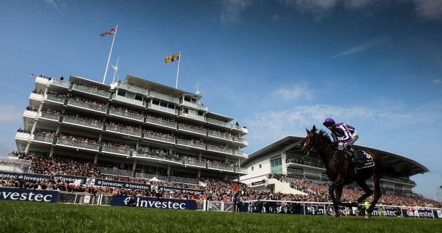 History beckons as Camelot takes Triple Crown aim