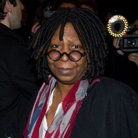 Why are Whoopi Goldberg and Hugh Laurie in Dublin?