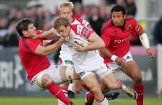 As it happened: Ulster v Munster, RaboDirect PRO12