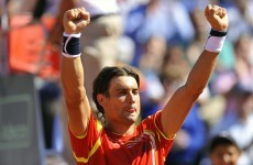 Spain close to Davis Cup final with 2-0 lead on USA