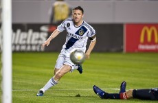 VIDEO: Robbie Keane on the mark again for LA Galaxy