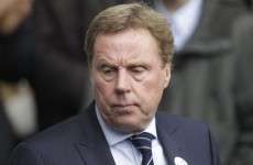 Redknapp: I was relieved not to be approached by the FA