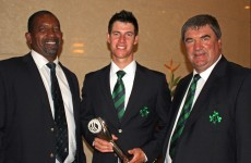 Dockrell scoops ICC Associate and Affiliate Cricketer of the Year
