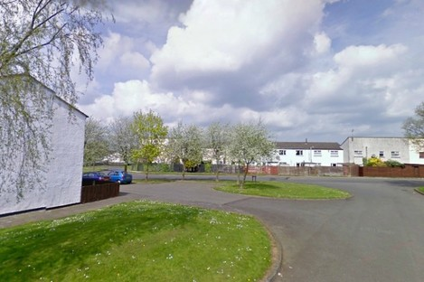 File photo of the Parkmore area of Craigavon