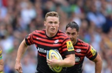 Saracens star Chris Ashton attacked in a London nightclub