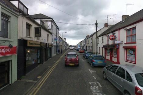 William Street in Ballymena
