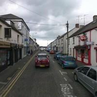 Pedestrian killed in Antrim collision
