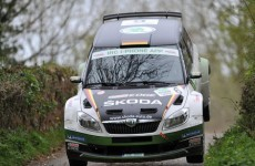 Waterford's Breen secures WRC win at Rally GB