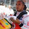 Formula 1: Hamilton ignoring contract 'rubbish'