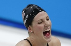 Stealing the show: Missy Franklin named US swimmer of the year
