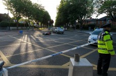 UPDATE: One person hospitalised after Drumcondra road crash
