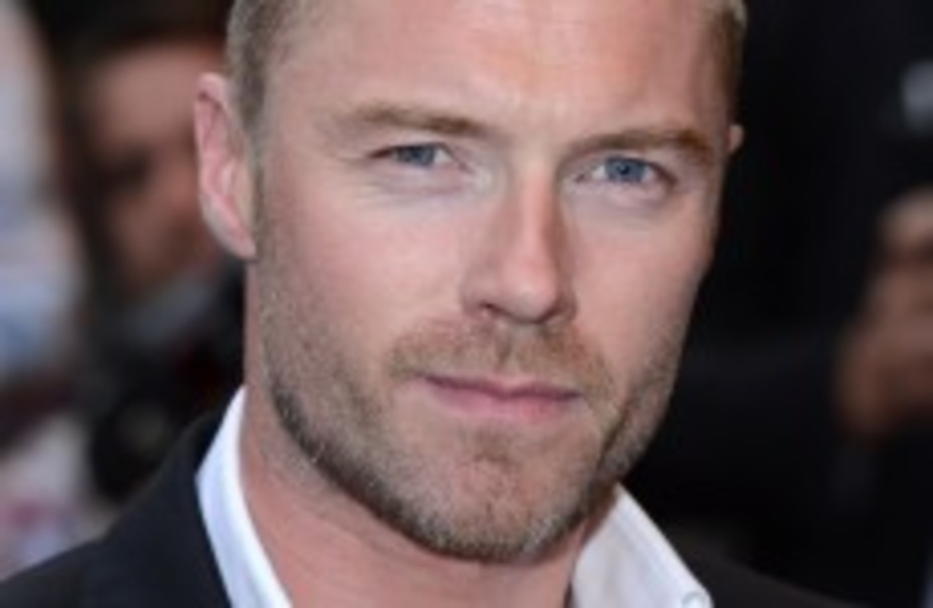 The Dredge: Ronan Keating has a new girlfriend called Storm