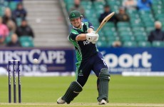 Stirling, O'Brien star as Ireland grind out win