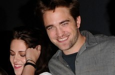 'All is well with the world again': K-Stew and R-Patz get back together