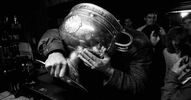 Flashback: the last time Sam Maguire headed for Donegal… 1992