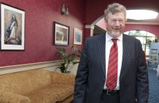James Reilly to face no confidence motion in the Dáil