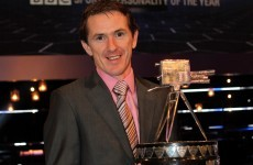 Tony McCoy wins BBC Sports Personality of the Year award