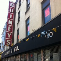 So exactly WHICH Guineys is closing down?