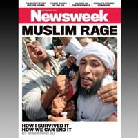 'Muslim rage' cover of Newsweek turns into #MuslimRage Twitter jokefest
