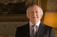 My favourite speech: President Michael D Higgins