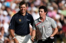 We're friends... honestly: Westwood keen on Ryder Cup partnership with McIlroy