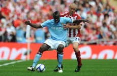 Stoke's Wilkinson charged after Balotelli clash