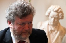 James Reilly faces motion of no confidence today