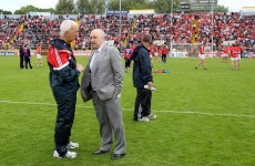 Cork county board to retain Frank Murphy's services and appoint administrator