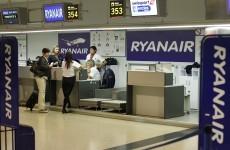 Irish authorities in talks with Spain over Ryanair's safety standards