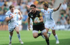 Ben Foden a doubt for Heineken Cup, November tests