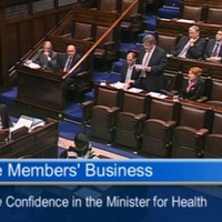 Rabbitte rallies to support of Reilly during debate on no confidence motion